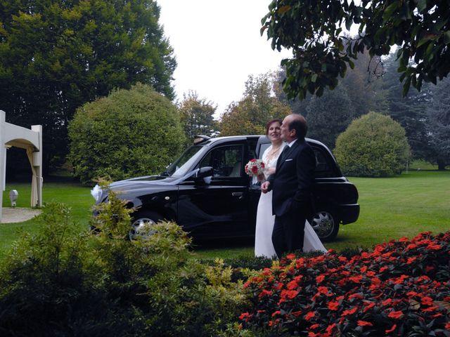 Il matrimonio di Alessandro e Alice a Moscazzano, Cremona 19