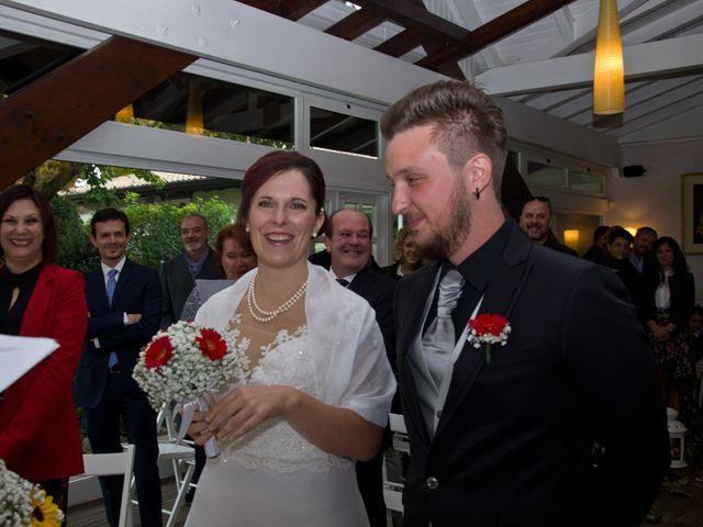 Il matrimonio di Alessandro e Alice a Moscazzano, Cremona 22