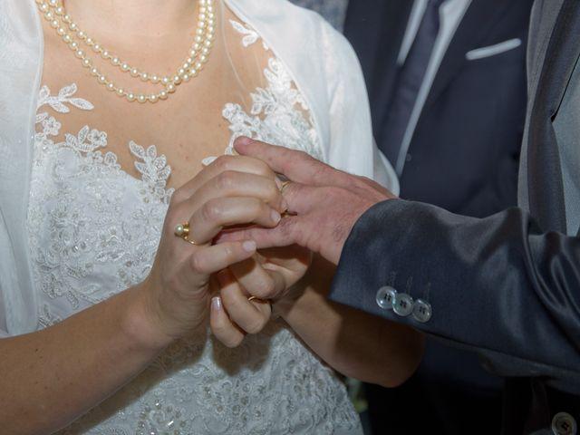 Il matrimonio di Alessandro e Alice a Moscazzano, Cremona 27