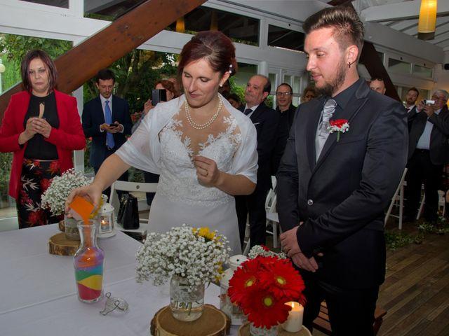 Il matrimonio di Alessandro e Alice a Moscazzano, Cremona 30