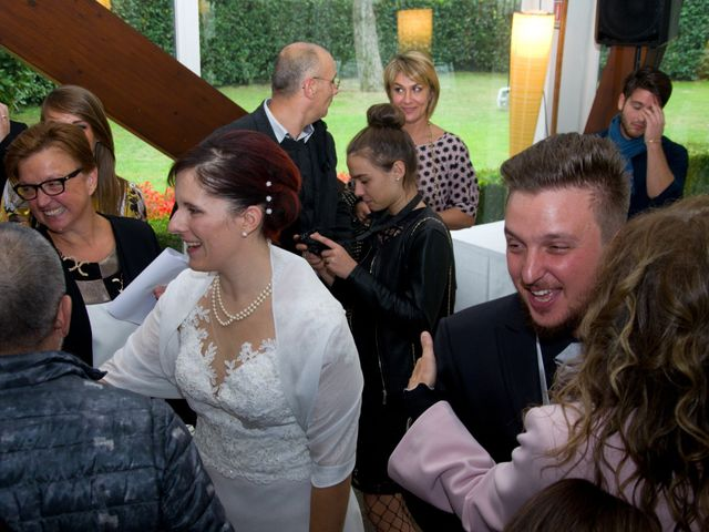 Il matrimonio di Alessandro e Alice a Moscazzano, Cremona 34