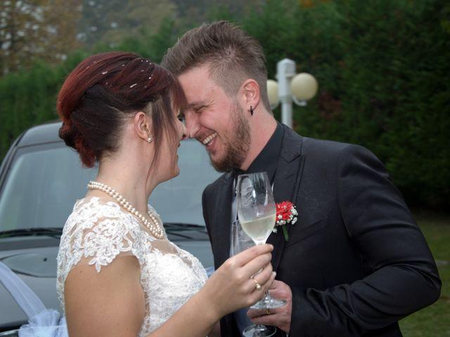 Il matrimonio di Alessandro e Alice a Moscazzano, Cremona 39