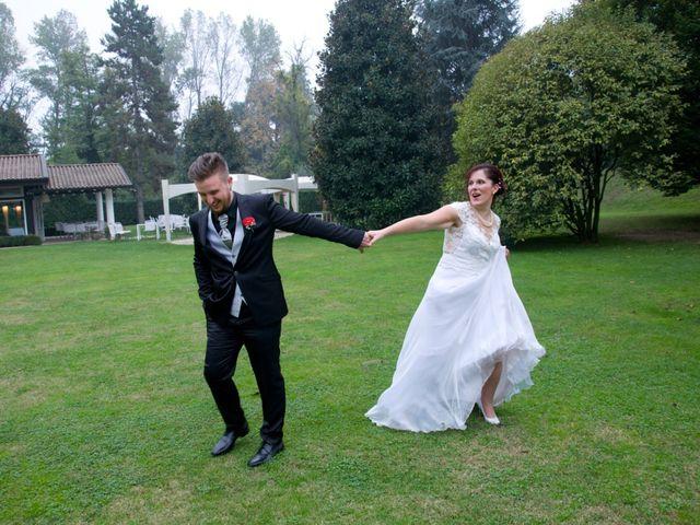 Il matrimonio di Alessandro e Alice a Moscazzano, Cremona 44