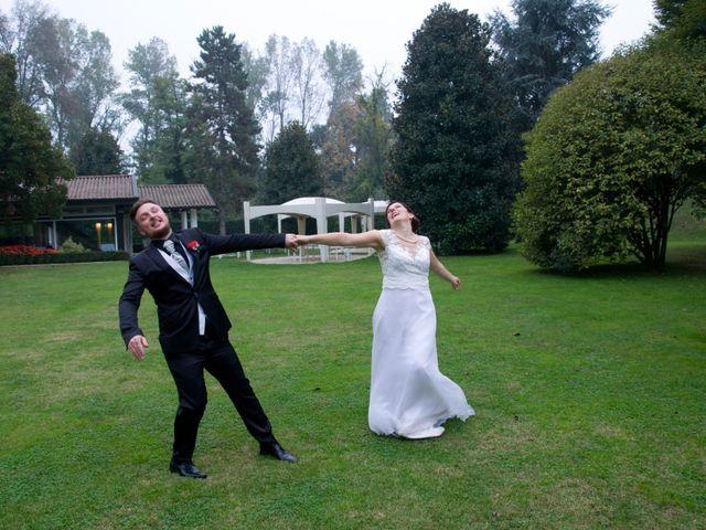 Il matrimonio di Alessandro e Alice a Moscazzano, Cremona 45
