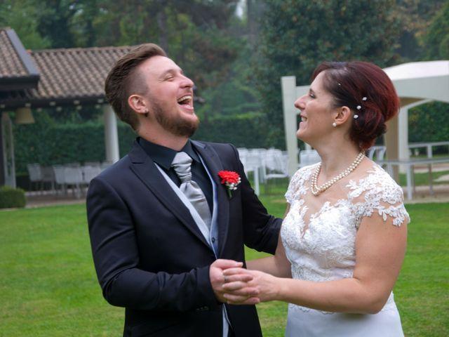 Il matrimonio di Alessandro e Alice a Moscazzano, Cremona 49