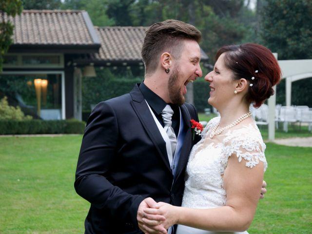 Il matrimonio di Alessandro e Alice a Moscazzano, Cremona 50