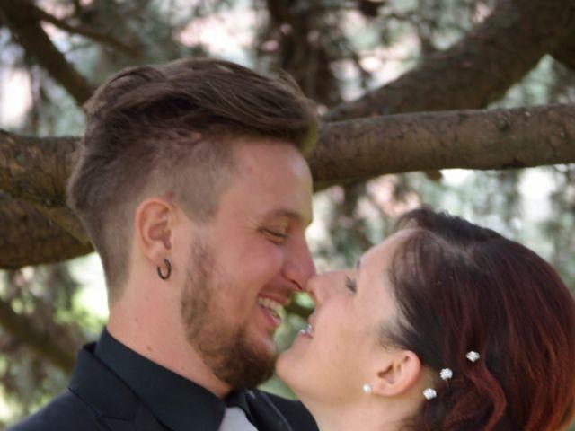 Il matrimonio di Alessandro e Alice a Moscazzano, Cremona 55
