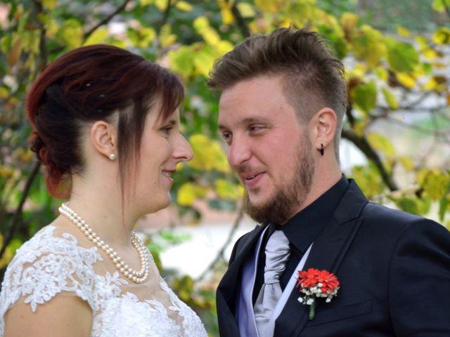 Il matrimonio di Alessandro e Alice a Moscazzano, Cremona 56