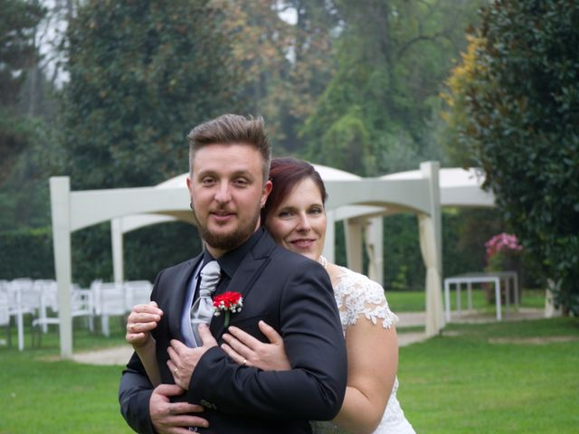 Il matrimonio di Alessandro e Alice a Moscazzano, Cremona 59