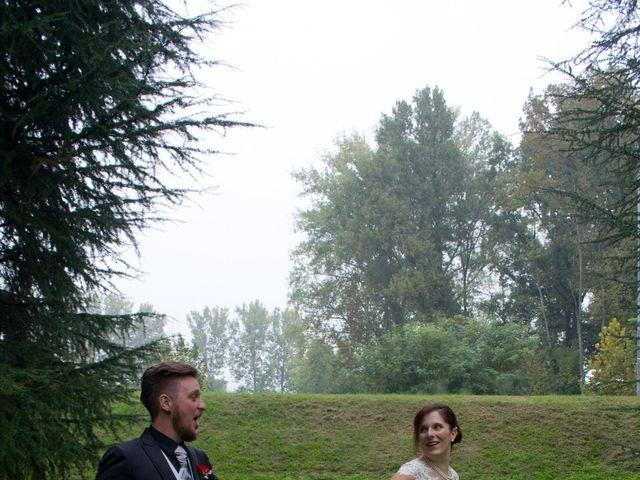 Il matrimonio di Alessandro e Alice a Moscazzano, Cremona 61