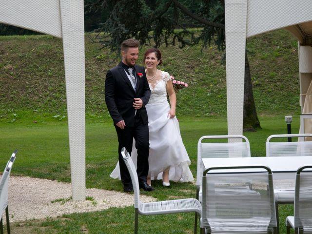 Il matrimonio di Alessandro e Alice a Moscazzano, Cremona 68