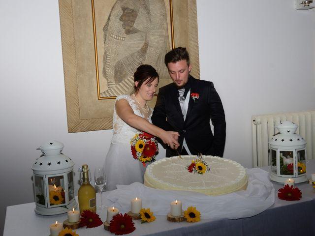 Il matrimonio di Alessandro e Alice a Moscazzano, Cremona 77