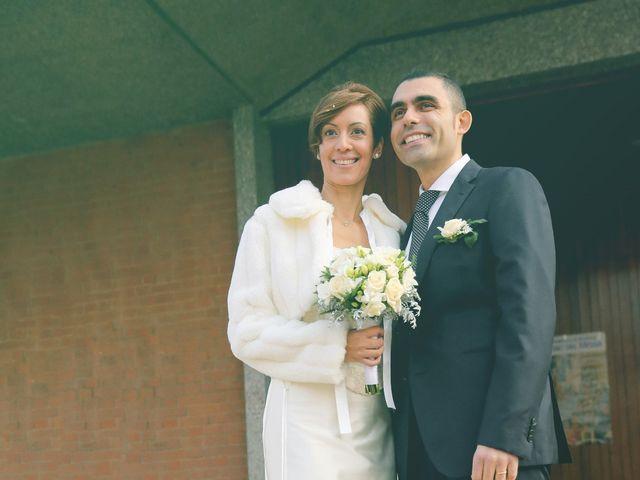 Il matrimonio di Antonello e Estela a Milano, Milano 5