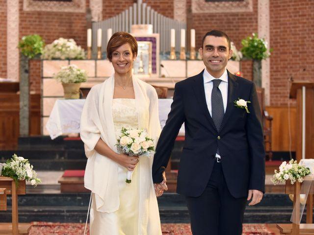Il matrimonio di Antonello e Estela a Milano, Milano 6