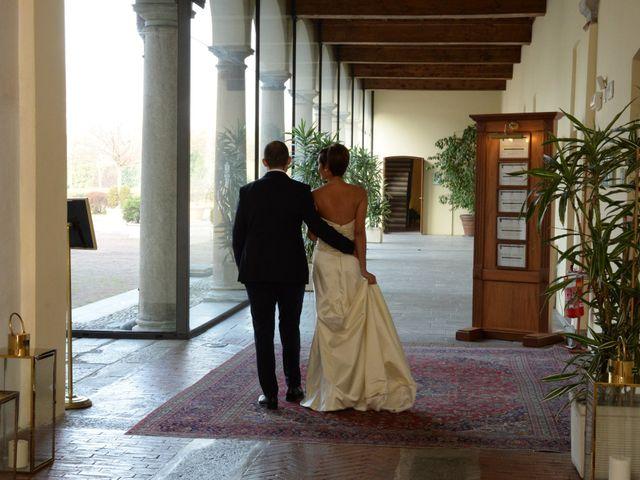 Il matrimonio di Antonello e Estela a Milano, Milano 3