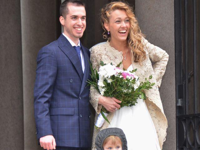 Il matrimonio di Riccardo e Dana a Varese, Varese 3