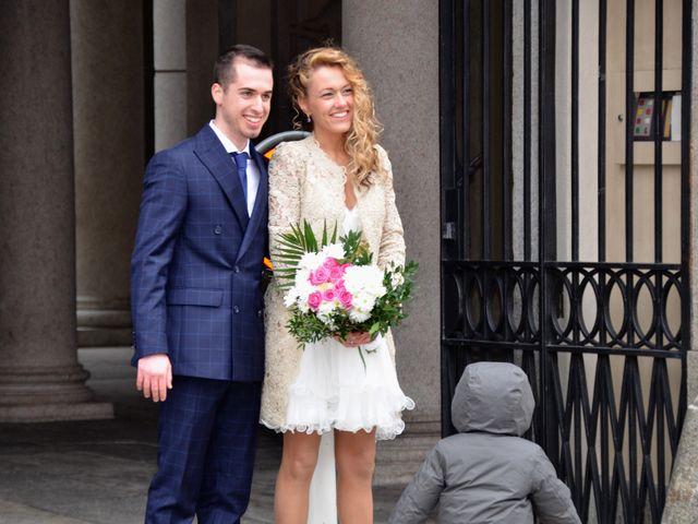 Il matrimonio di Riccardo e Dana a Varese, Varese 4