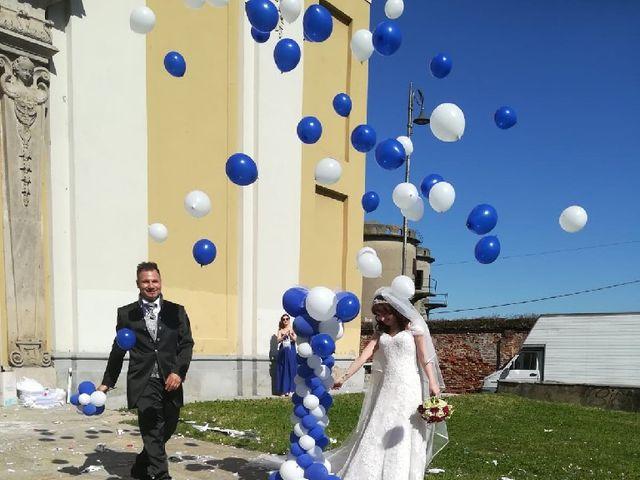 Il matrimonio di Francesco  e Veronica  a Cura Carpignano, Pavia 7