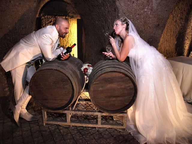 Il matrimonio di Emilio e Laura a Roma, Roma 1