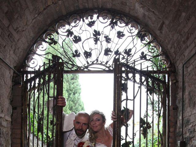 Il matrimonio di Emilio e Laura a Roma, Roma 12