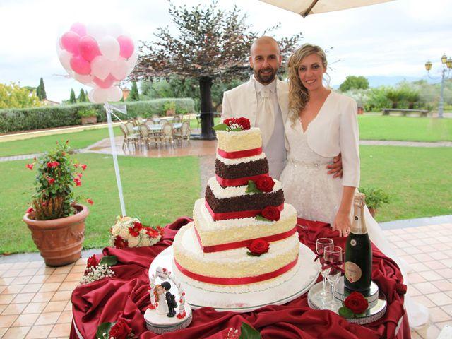 Il matrimonio di Emilio e Laura a Roma, Roma 17