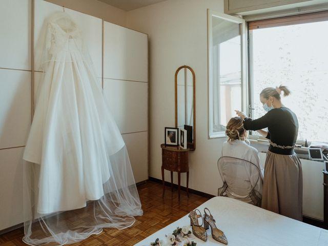 Il matrimonio di Matteo e Valentina a Soragna, Parma 23