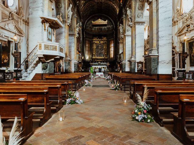 Il matrimonio di Matteo e Valentina a Soragna, Parma 28