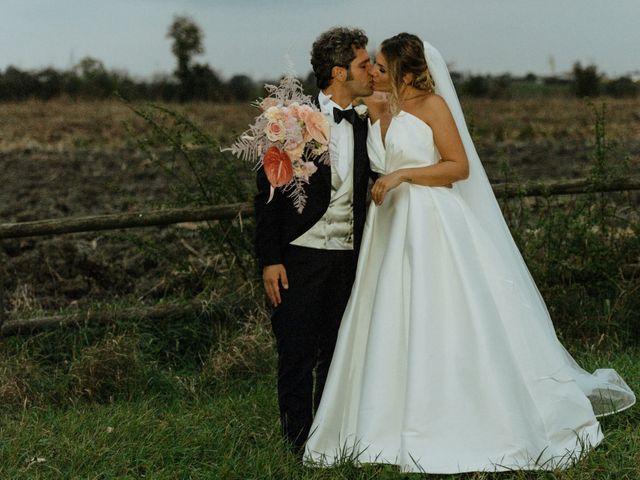 Il matrimonio di Matteo e Valentina a Soragna, Parma 33