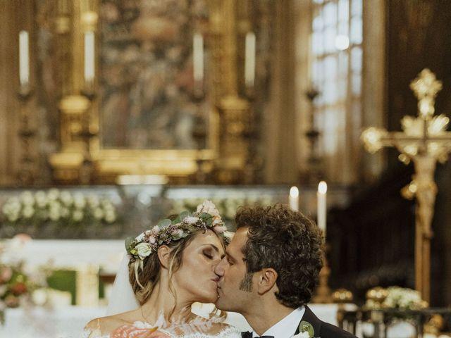 Il matrimonio di Matteo e Valentina a Soragna, Parma 38