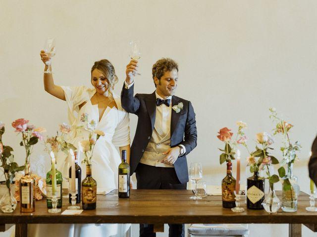 Il matrimonio di Matteo e Valentina a Soragna, Parma 43