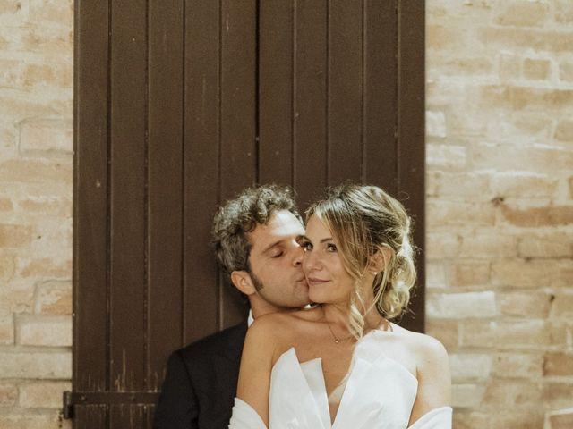 Il matrimonio di Matteo e Valentina a Soragna, Parma 44