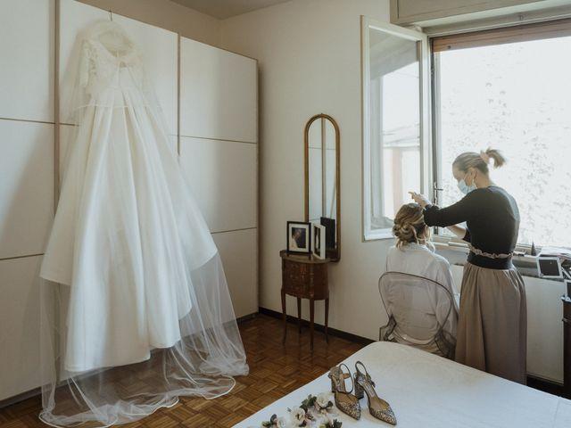 Il matrimonio di Matteo e Valentina a Soragna, Parma 51