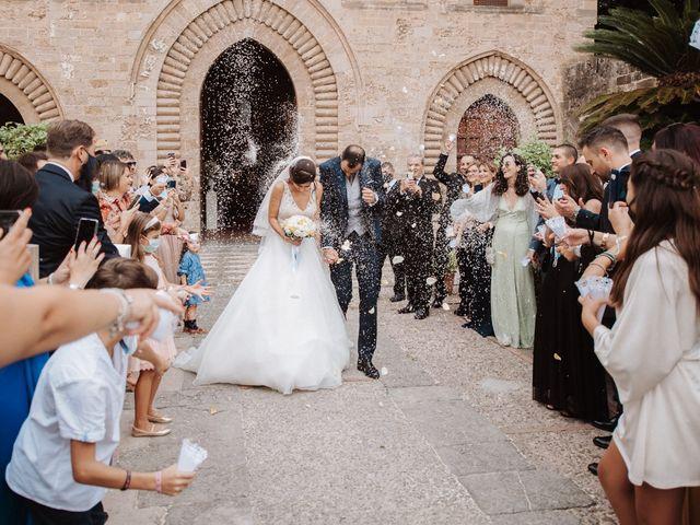 Il matrimonio di Matteo e Serena a Palermo, Palermo 24