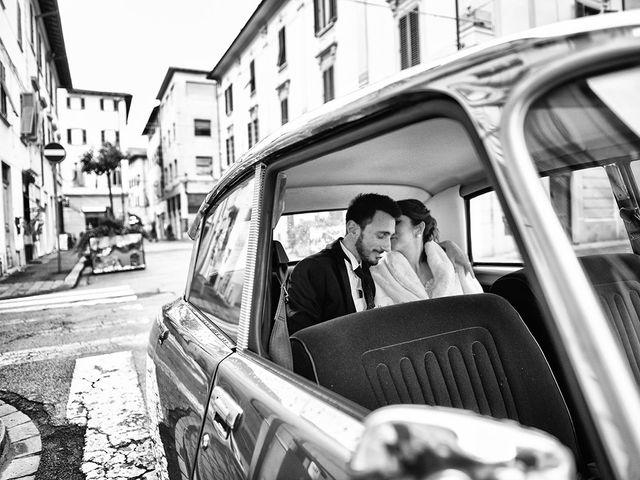 Il matrimonio di Daniele e Francesca a Empoli, Firenze 2