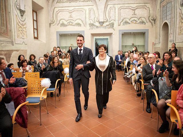 Il matrimonio di Daniele e Francesca a Empoli, Firenze 3