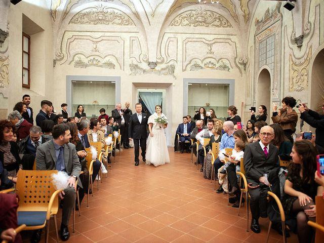Il matrimonio di Daniele e Francesca a Empoli, Firenze 4