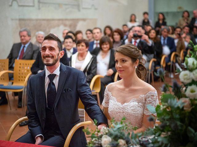 Il matrimonio di Daniele e Francesca a Empoli, Firenze 6