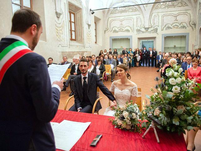 Il matrimonio di Daniele e Francesca a Empoli, Firenze 7