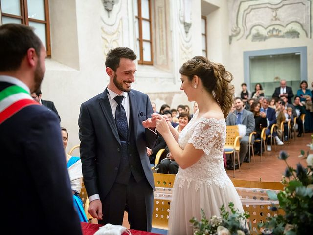 Il matrimonio di Daniele e Francesca a Empoli, Firenze 9