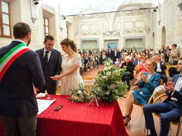Il matrimonio di Daniele e Francesca a Empoli, Firenze 10
