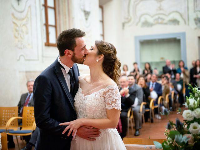 Il matrimonio di Daniele e Francesca a Empoli, Firenze 11