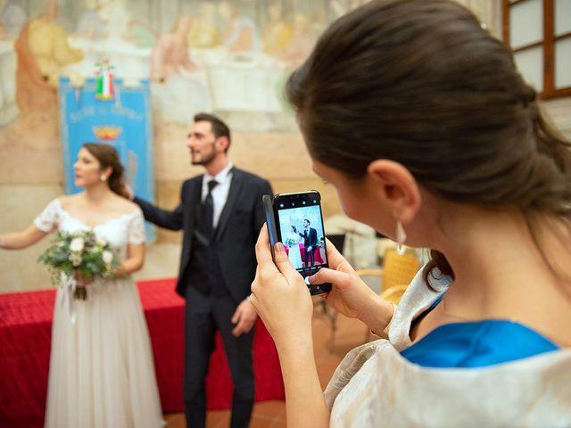 Il matrimonio di Daniele e Francesca a Empoli, Firenze 15