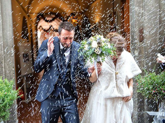 Il matrimonio di Daniele e Francesca a Empoli, Firenze 16