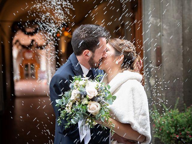 Il matrimonio di Daniele e Francesca a Empoli, Firenze 17