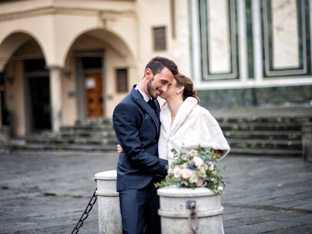 Il matrimonio di Daniele e Francesca a Empoli, Firenze 18