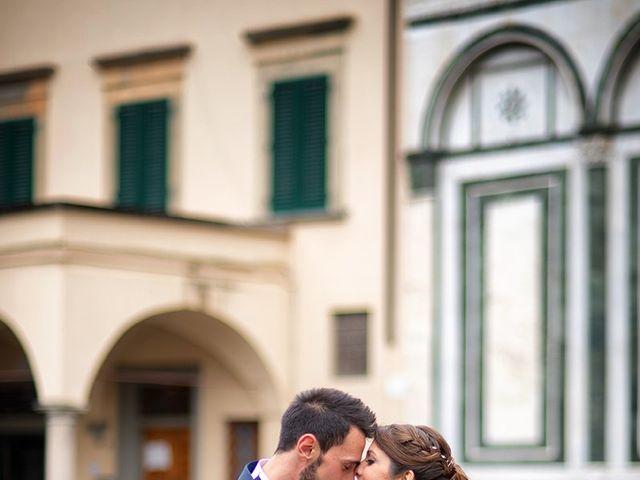 Il matrimonio di Daniele e Francesca a Empoli, Firenze 19