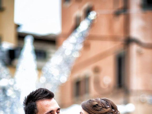 Il matrimonio di Daniele e Francesca a Empoli, Firenze 20