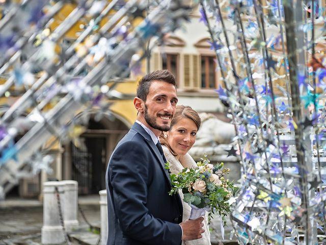 Il matrimonio di Daniele e Francesca a Empoli, Firenze 22