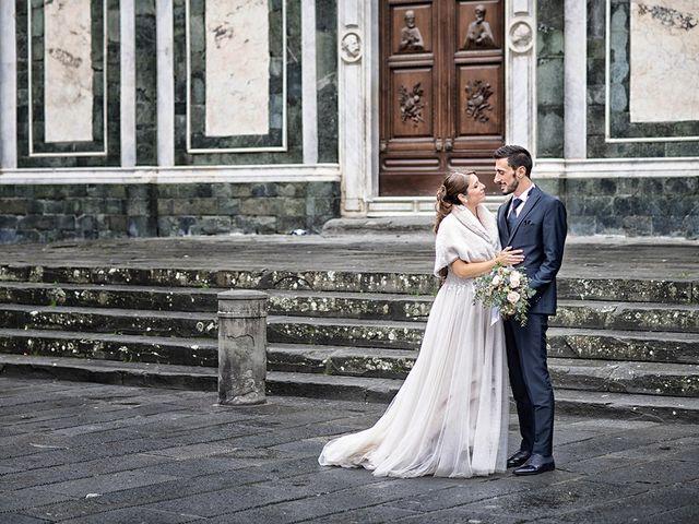 Il matrimonio di Daniele e Francesca a Empoli, Firenze 23