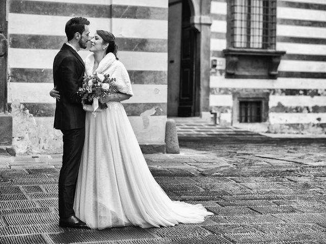 Il matrimonio di Daniele e Francesca a Empoli, Firenze 25